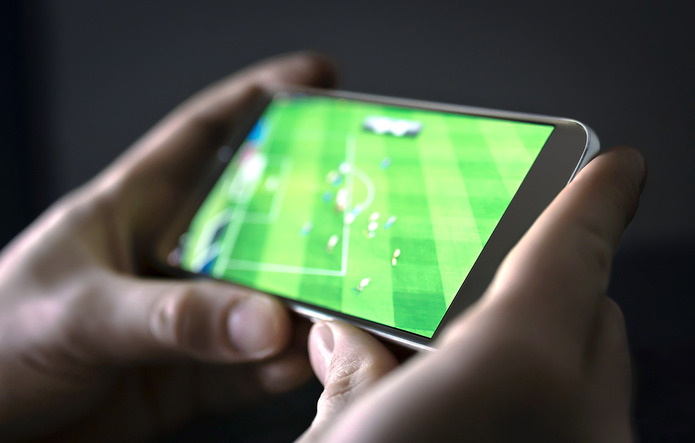 Football on Mobile