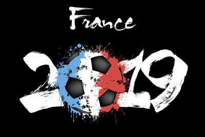 France 2019 Graphic