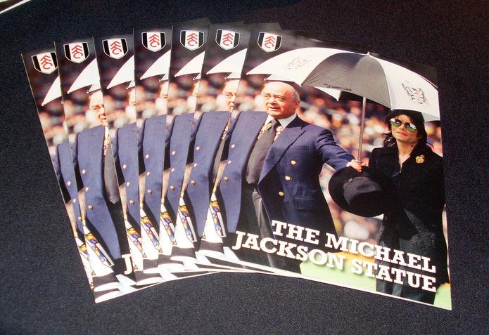 Fulham Michael Jackson Programs