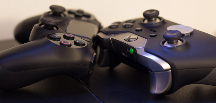 Games Console Controllers