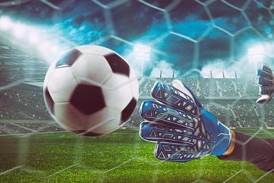 Goalkeeper Conceding Goal