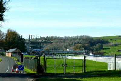 Goodwood Racecourse Fence