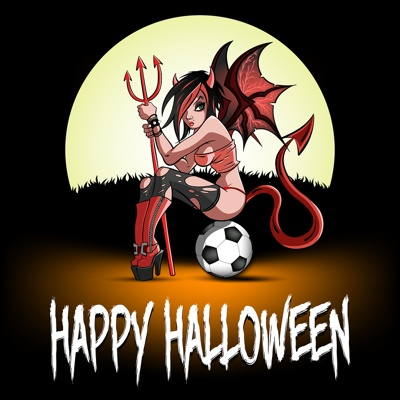 Halloween Football