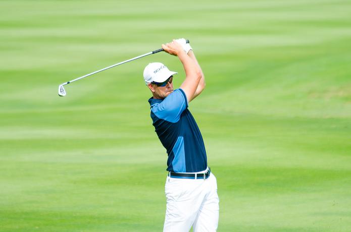 Golfer Henrik Stenson