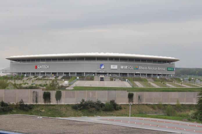 Hoffenheim Rhein-Neckar-Arena