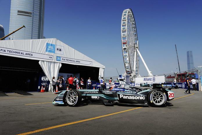 Hong Kong Formula E Grand Prix