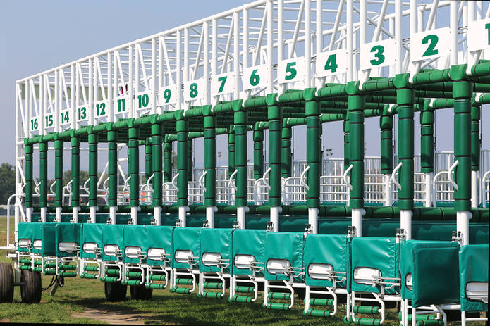 Horse Racing Starting Gates