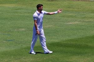 England Cricket Bowler James Anderson