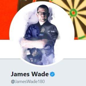 James Wade Twitter