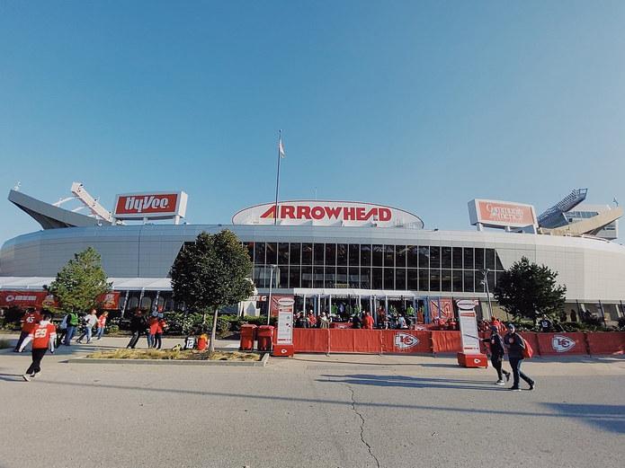 Kansas City Chiefs Arrowhead Stadium