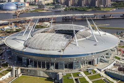 Krestovsky Stadium, Saint Petersburg, Russia