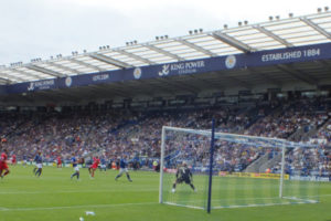 Leicester City Football Match