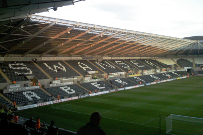 Swansea's Liberty Stadium
