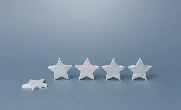Loss of 5th Star Rating