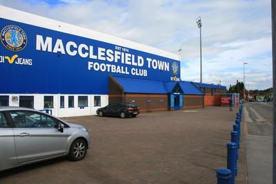 Macclesfield Town Moss Rose Ground