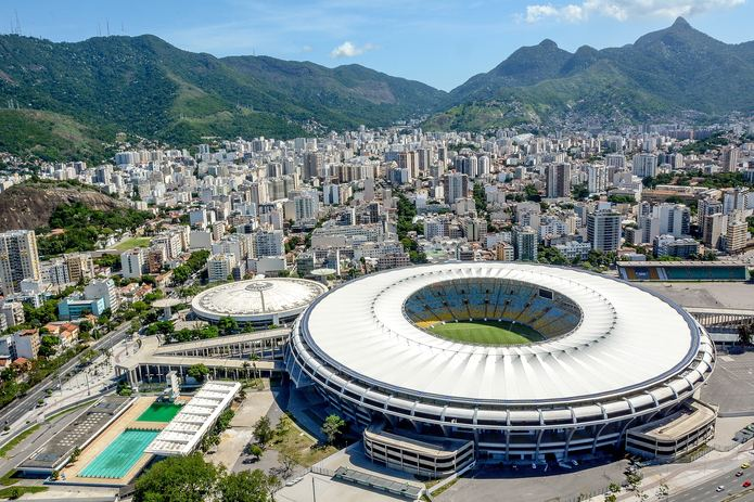 Maracana Stadium in Brazil