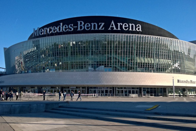 Mercedes-Benz Arena in Berlin