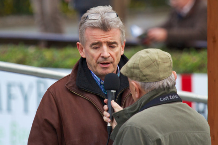 Michael O'Leary Interview