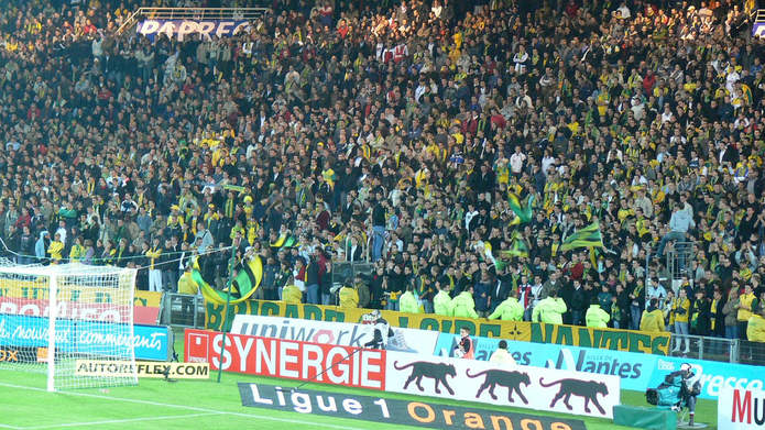Nantes Football Supporters