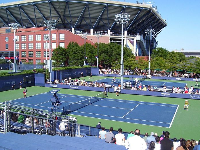 National Tennis Center Outside Courts
