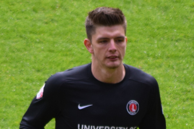 Goalkeeper Nick Pope