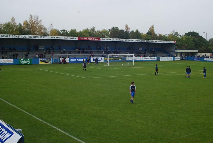 Nuneaton Borough Football Stadium