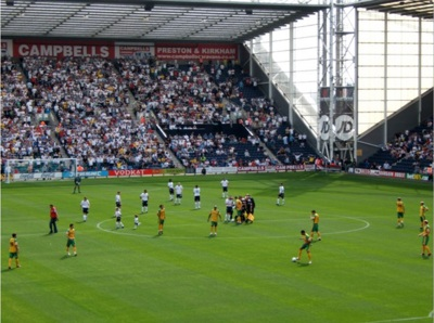 Preston North End Deepdale