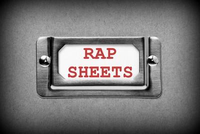 Rap Sheets Drawer