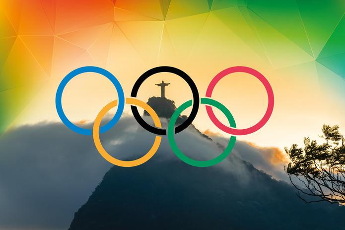 Rio 2016 Olympics Graphic