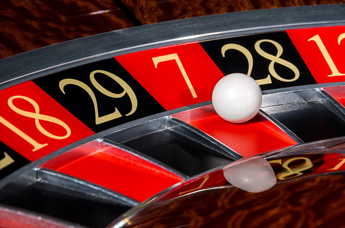 Roulette Red 7