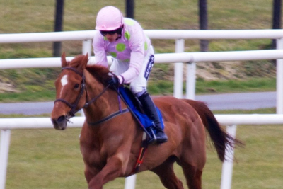 Ruby Walsh Riding Racehorse Annie Power