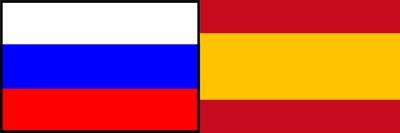 Russia Spain