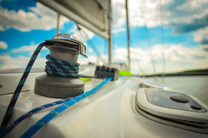 Sail Boat Ropes