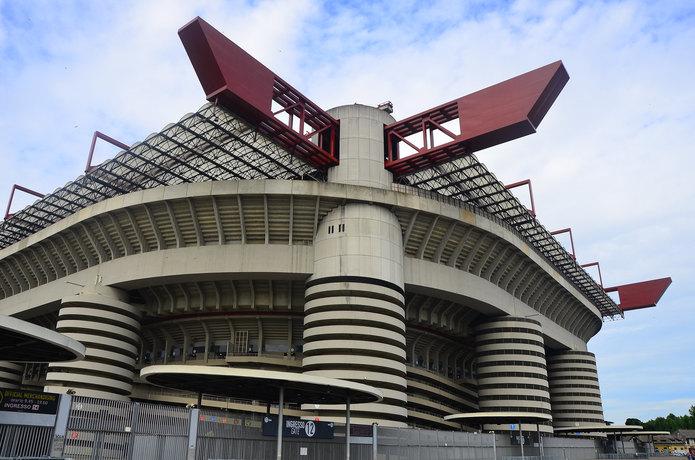 San Siro in Milan