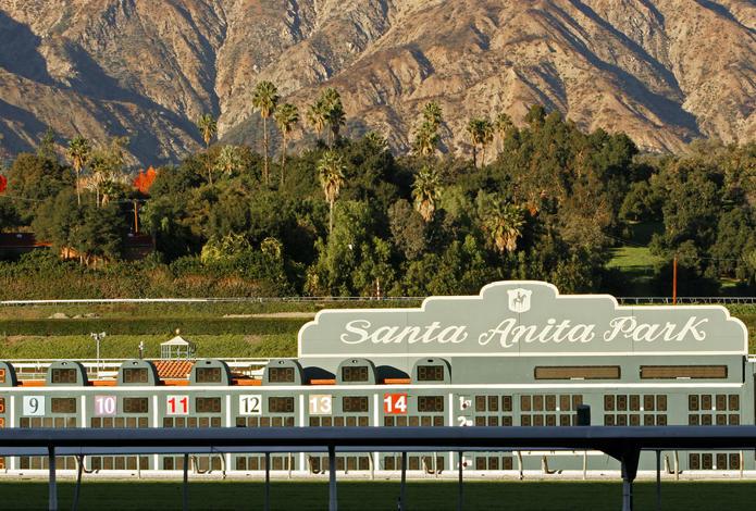 Santa Anita Park