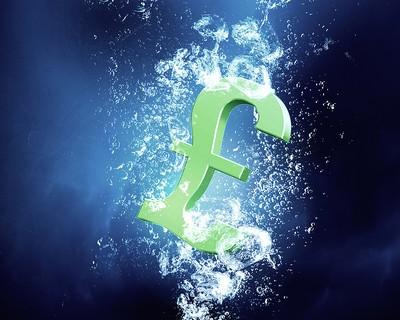 Sinking Pound Sign