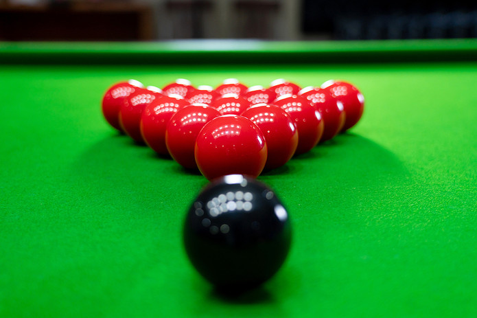 Snooker Balls Set for Break