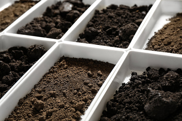 Soil Sample Containers