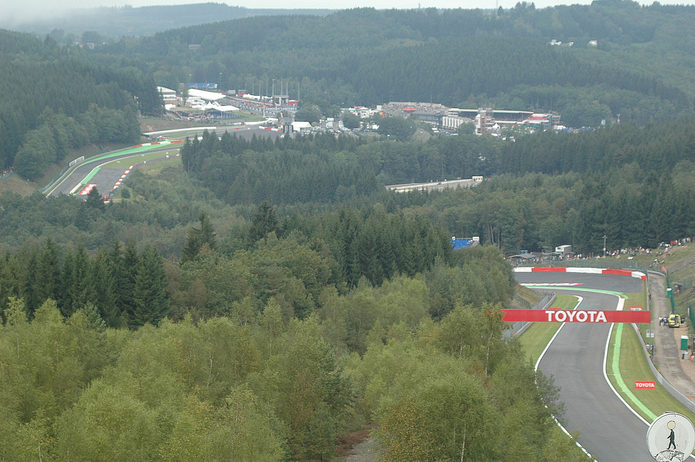Spa Racing Circuit