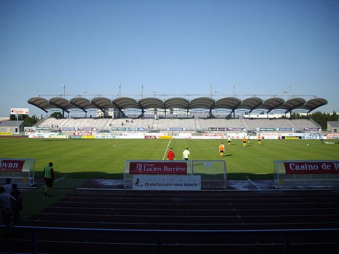 Chamois Niortais' Stade Rene Gaillard