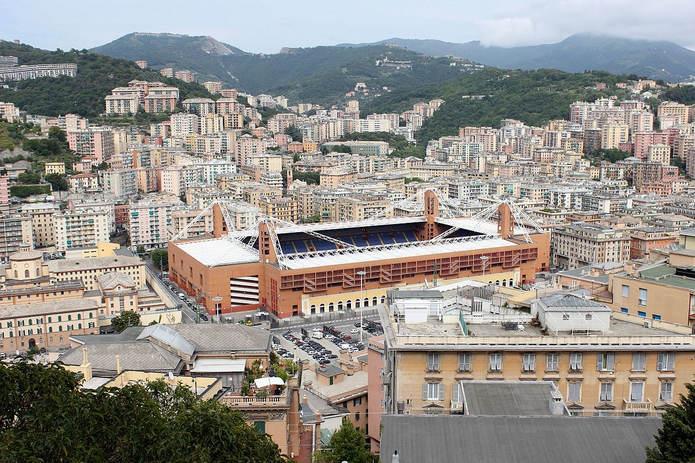 Stadio Luigi Ferraris, Genoa