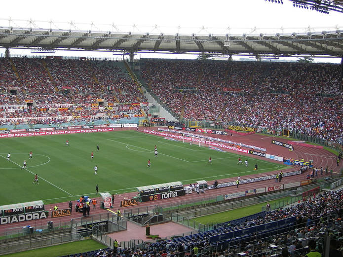 Stadio Olimpico in Rome
