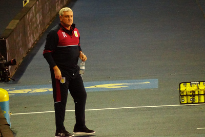 Steve Bruce Whilst Managing Aston Villa