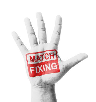 Stop Match Fixing