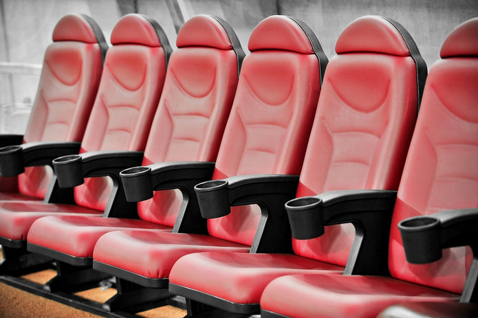Substitute Bench with Red Seats