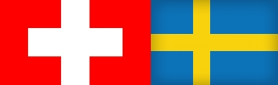Sweden Switzerland