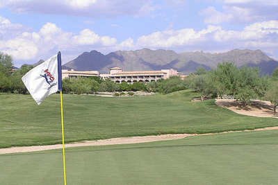 TPC Scottsdale Golf Course in Arizona
