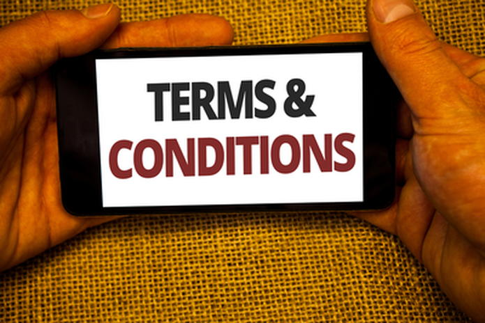 Terms & Conditions Mobile Phone