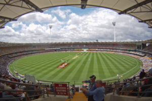 The Gabba Cricket Ground, Brisbane, Australia