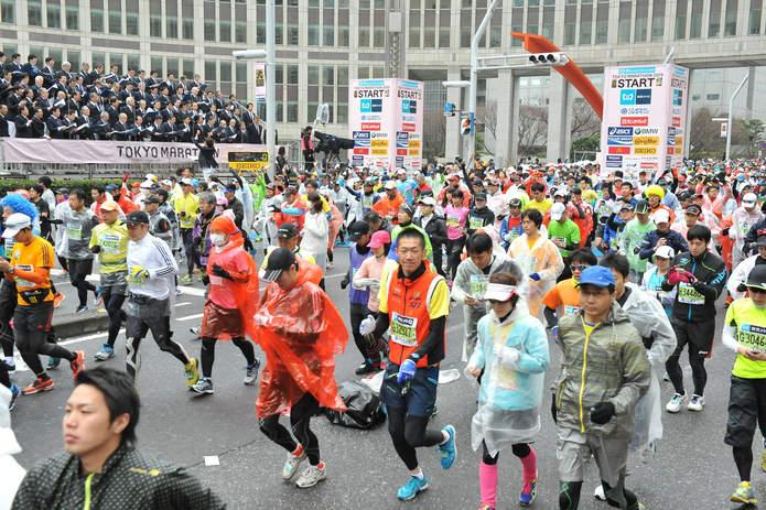 Tokyo Marathon in 2015